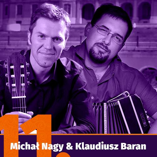 Michał Nagy & Klaudiusz Baran